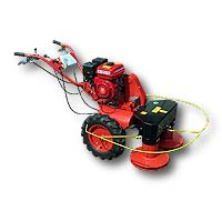 Fb07 Twin-cutting Head Mower