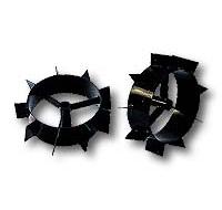 Claw-wheel