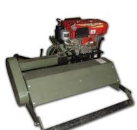 Önálló Mulcsuzó Adapter Diesel Motorral