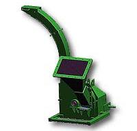 Tk02 Traktorangeteibe Kompostmaschine